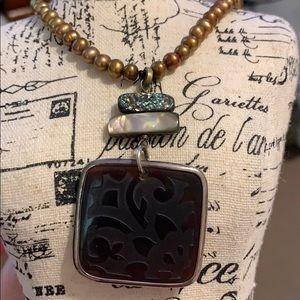 Silpada necklace PRICE DROP!  ✅⬇️⬇️⬇️✅